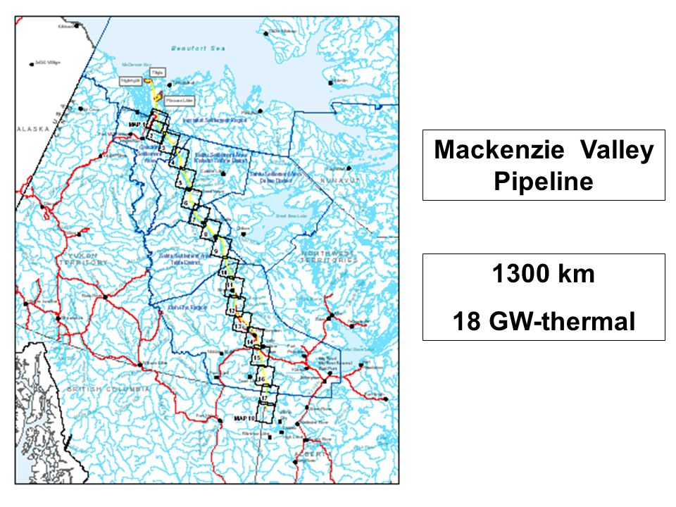 Mackenzie Valley Pipeline
