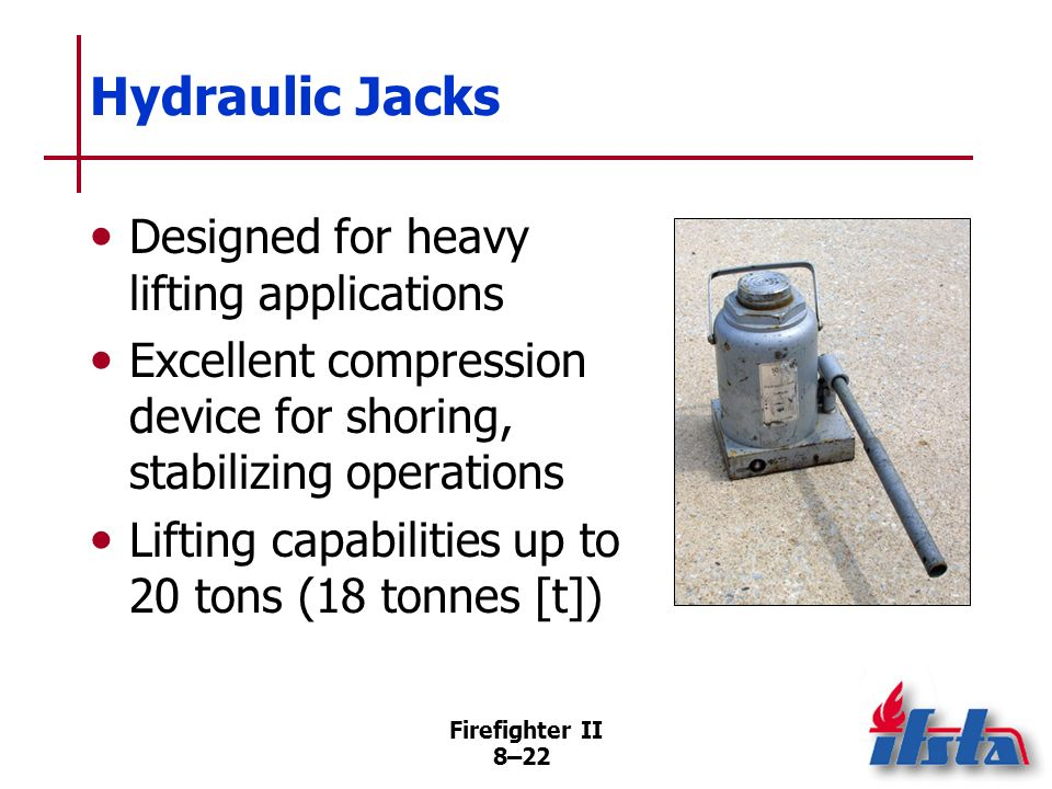 Hydraulic Jacks Designed for heavy lifting applications