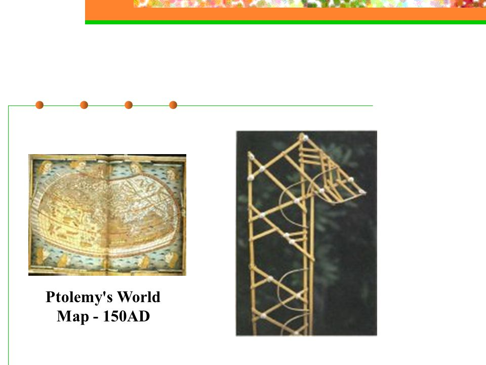 Ptolemy s World Map - 150AD