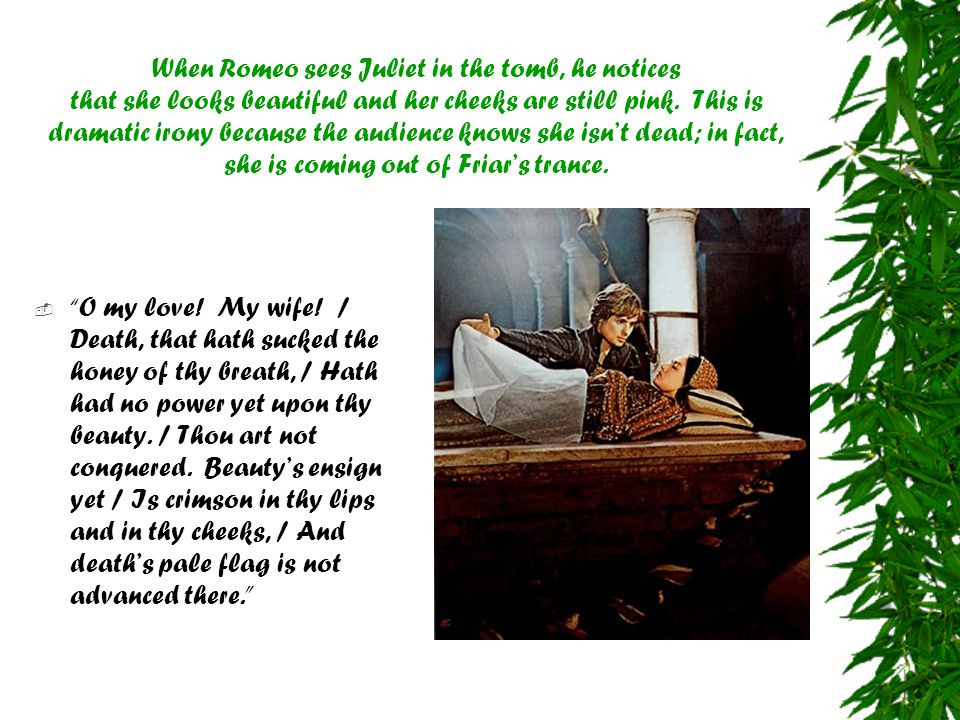 power in romeo and juliet