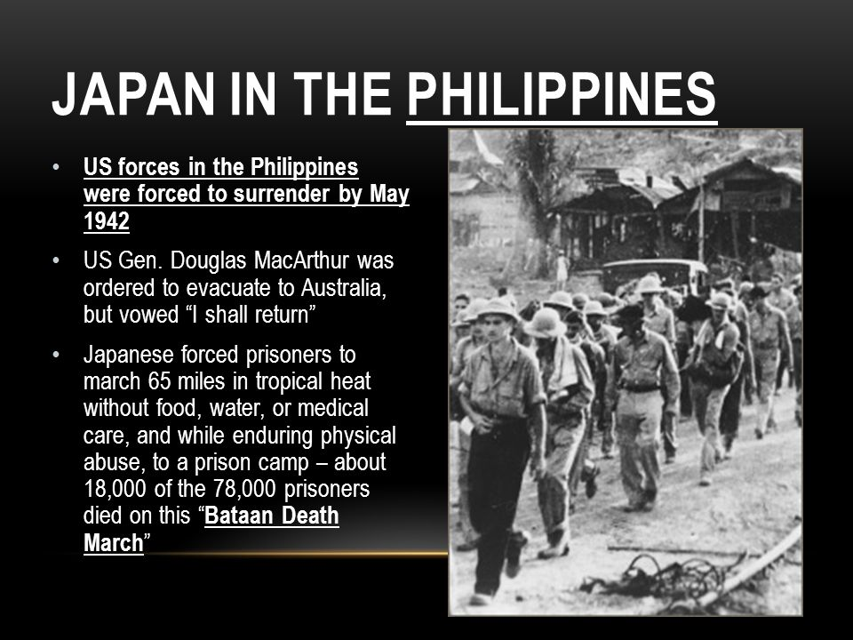 Japan in the Philippines
