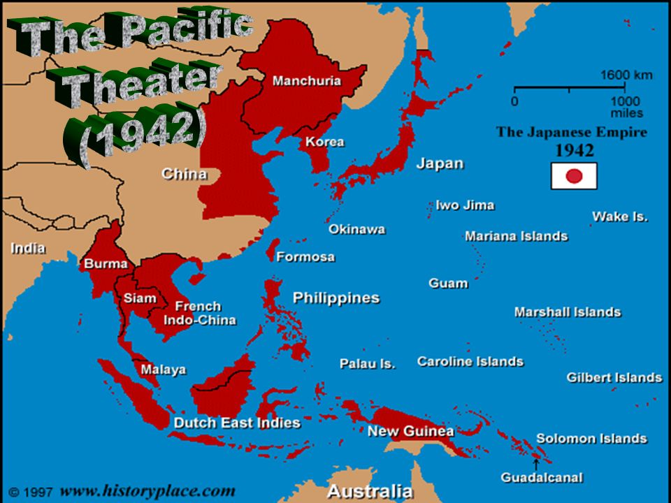 The Pacific Theater (1942)