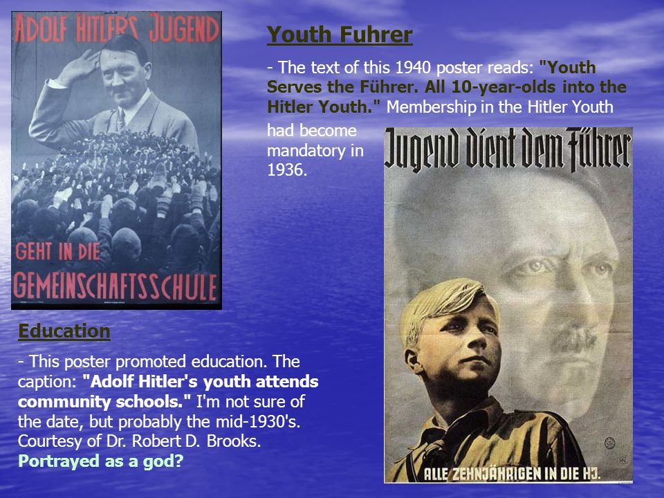 Youth Fuhrer Education