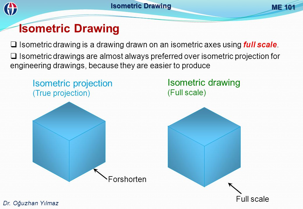 Isometric Drawing Isometric projection Isometric drawing