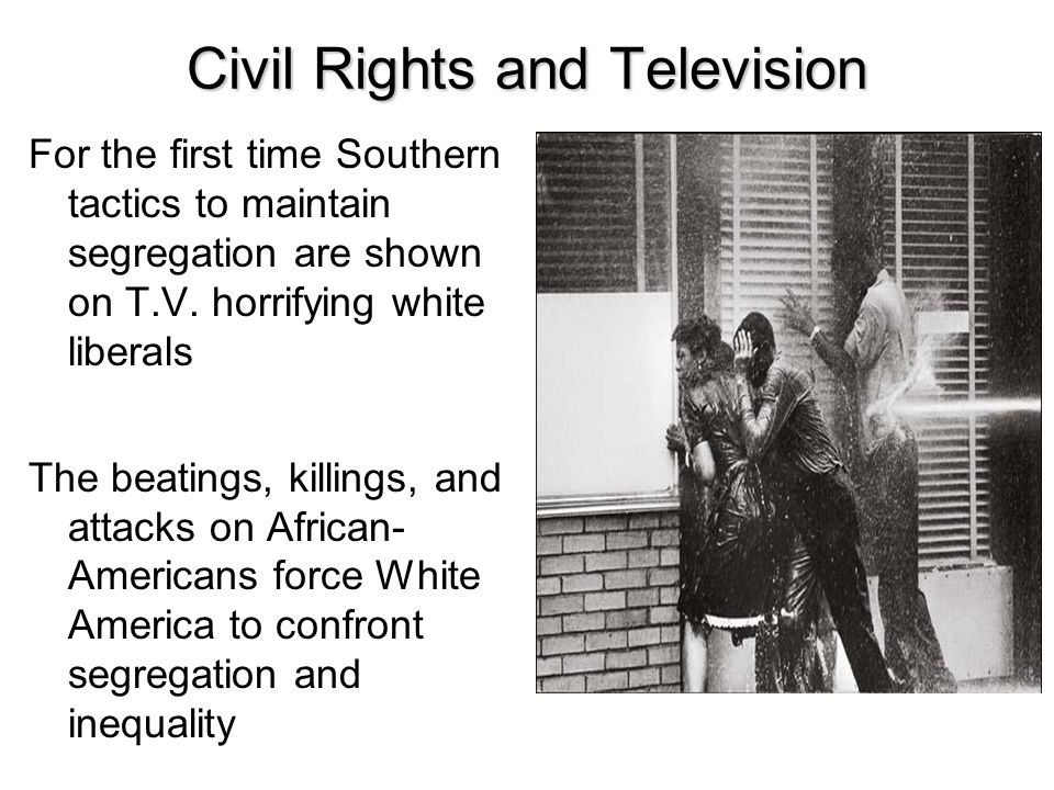 Civil Rights and Television