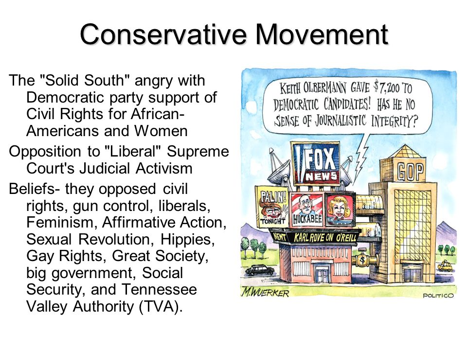 Conservative Movement