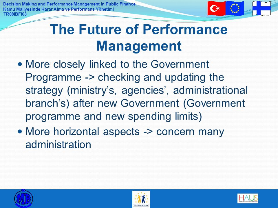 The Future of Performance Management