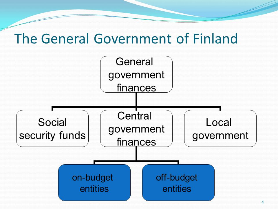 The General Government of Finland