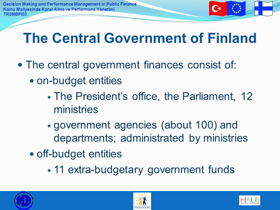 The Central Government of Finland