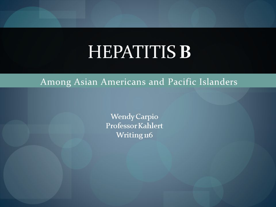 Among Asian Americans and Pacific Islanders