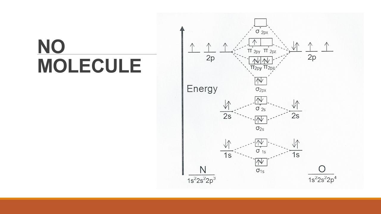 Molecular Orbital Diagram Of No.Molecular Orbital Theory Ii Ppt Video Online Download