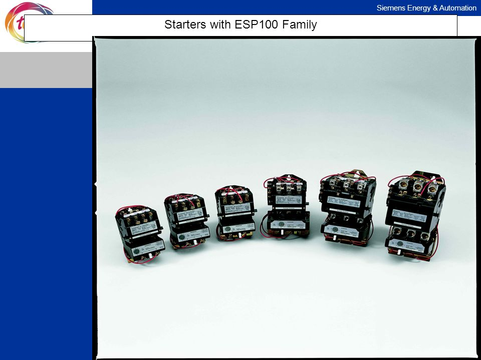 Starters with ESP100 Family