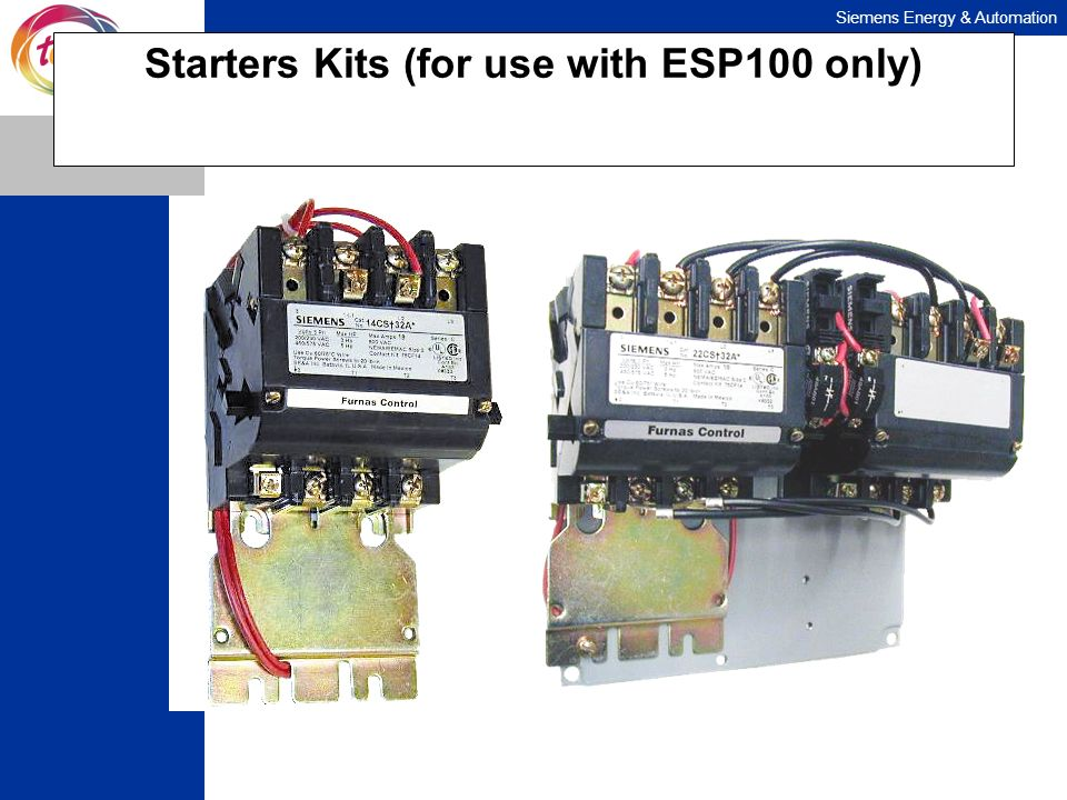Starters Kits (for use with ESP100 only)