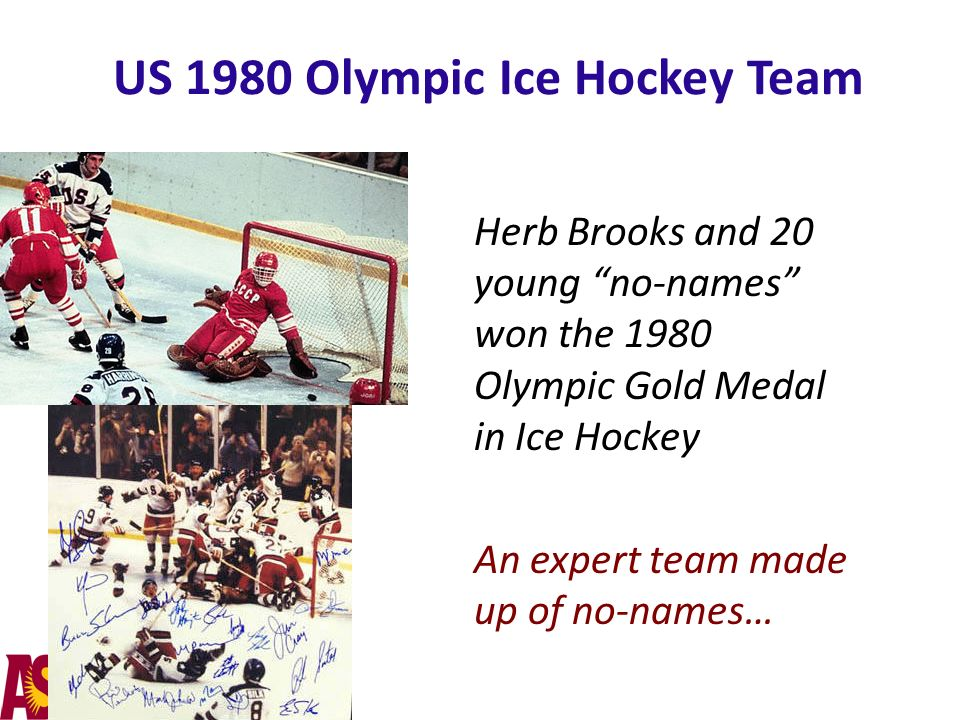 US 1980 Olympic Ice Hockey Team