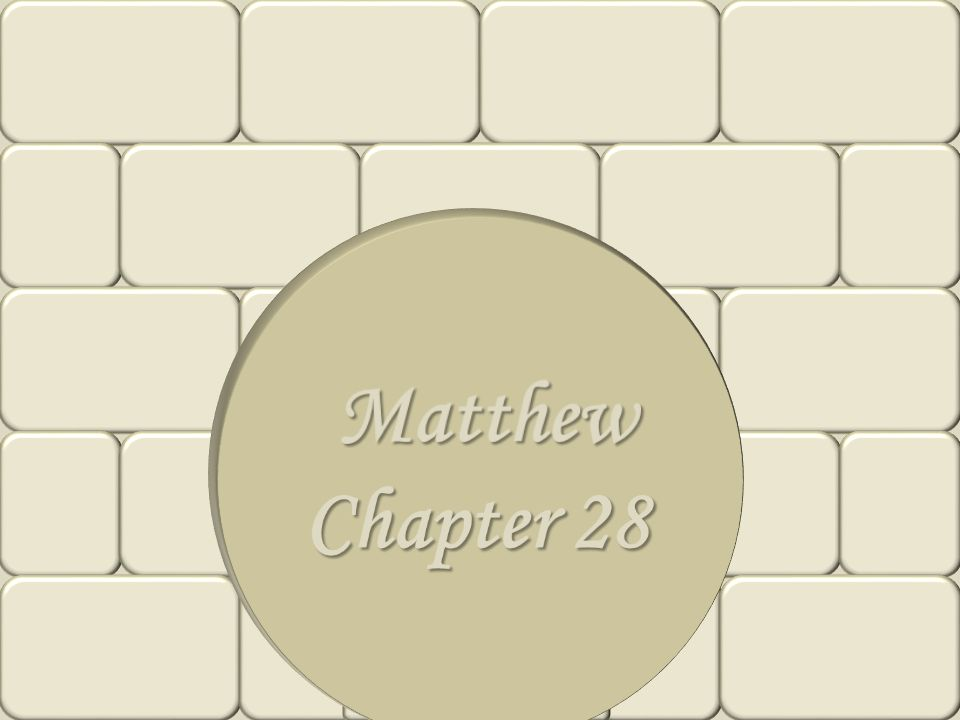 He Is Not Here For He Has Risen Matthew Chapter 28