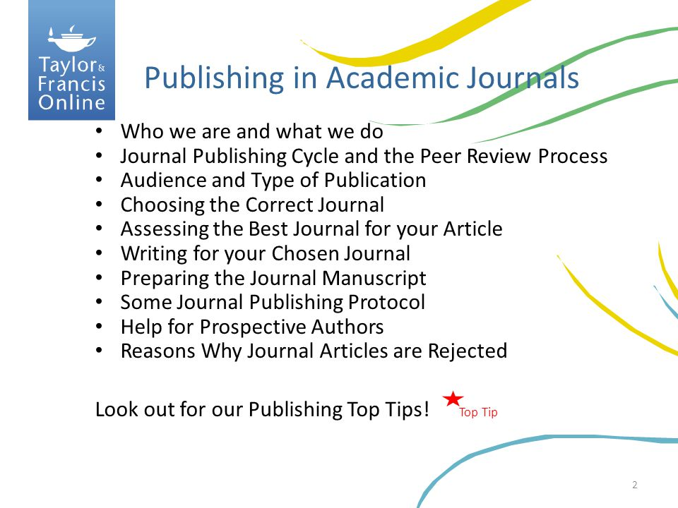 best academic articles