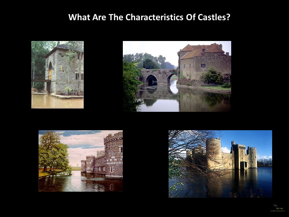 What Are The Characteristics Of Castles