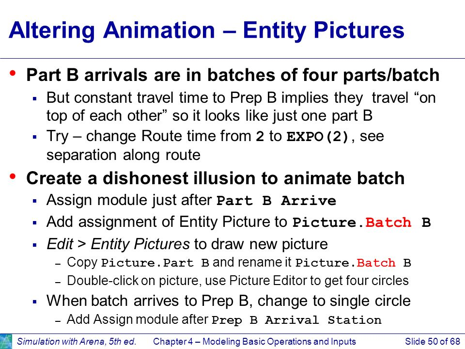 Altering Animation – Entity Pictures