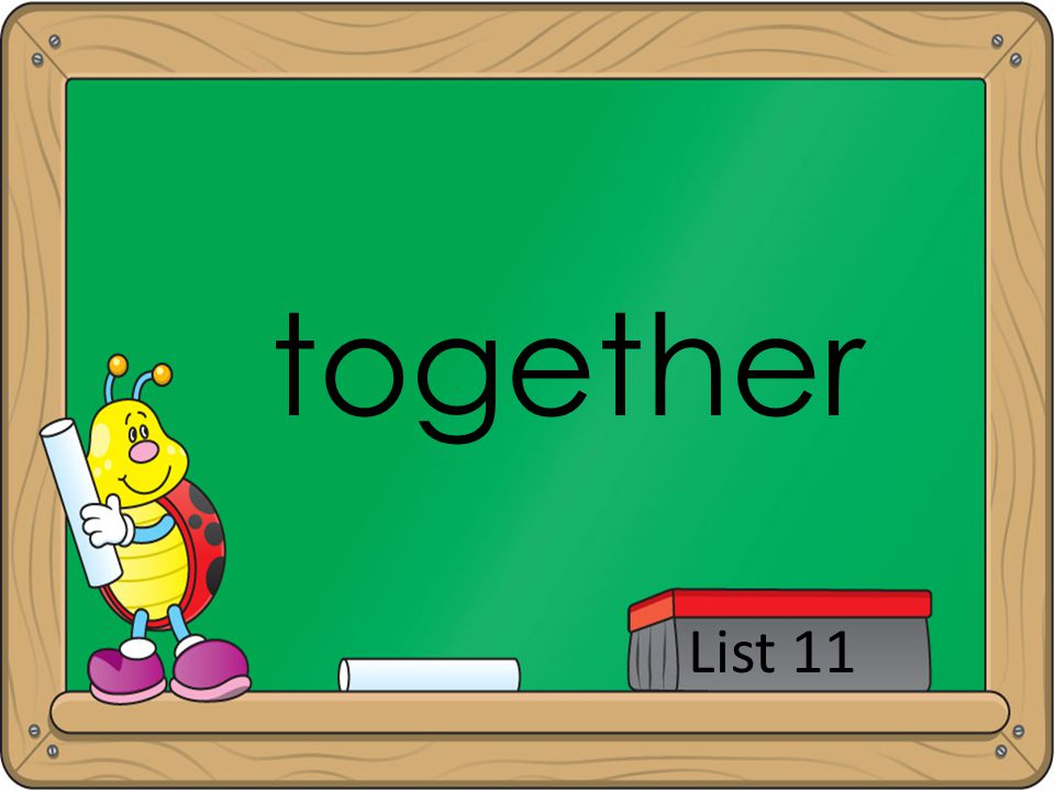 together List 11