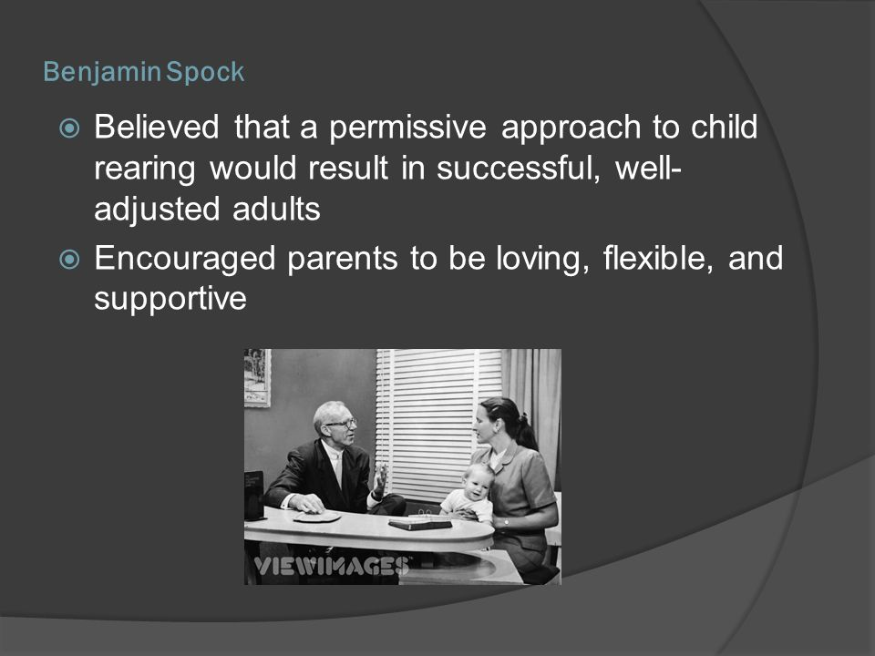 Encouraged parents to be loving, flexible, and supportive