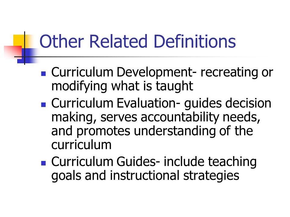 Understanding what is Curriculum - ppt video online download