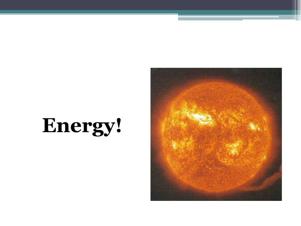 What Is Light Energy!