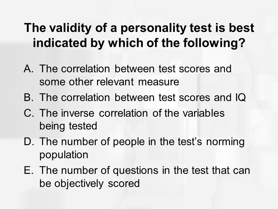 Chapter 9: Intelligence and Psychological Testing - ppt video online