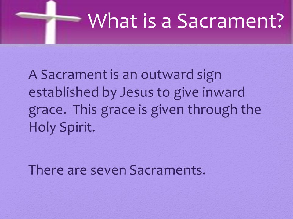 Sacraments of Healing. - ppt video online