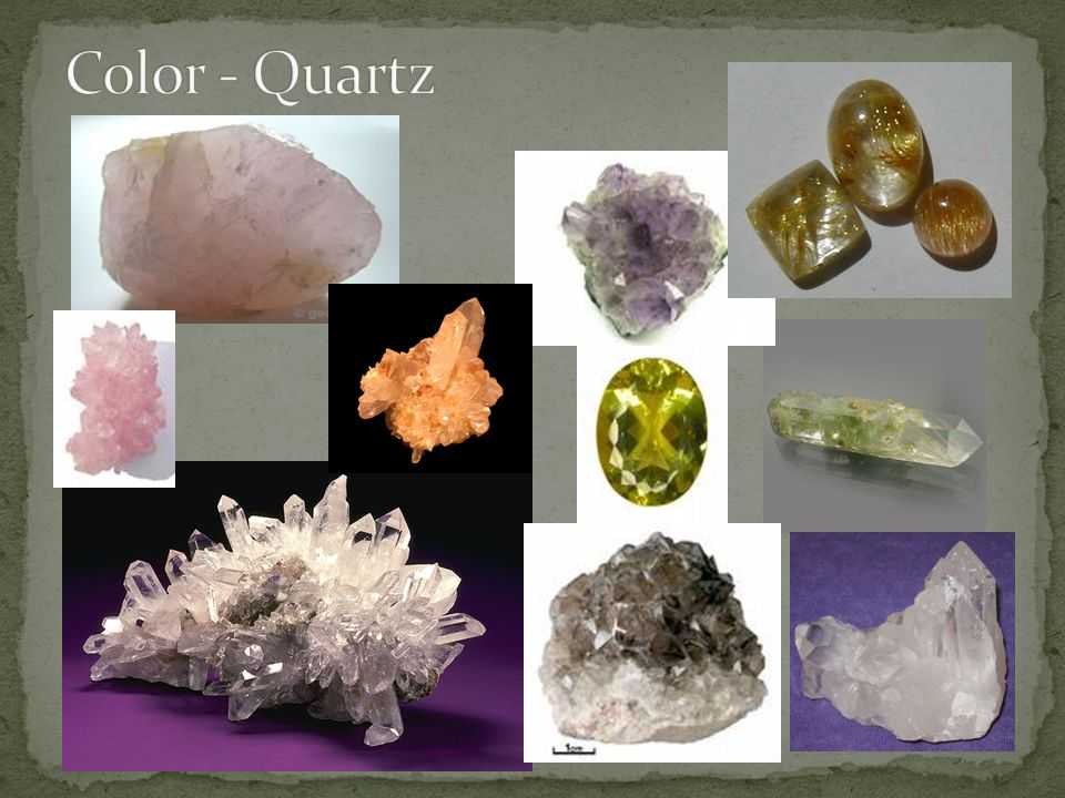 Color - Quartz