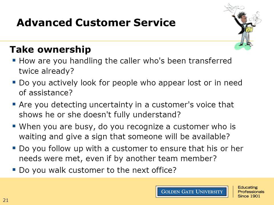 Workshop: Customer Service - ppt video online download