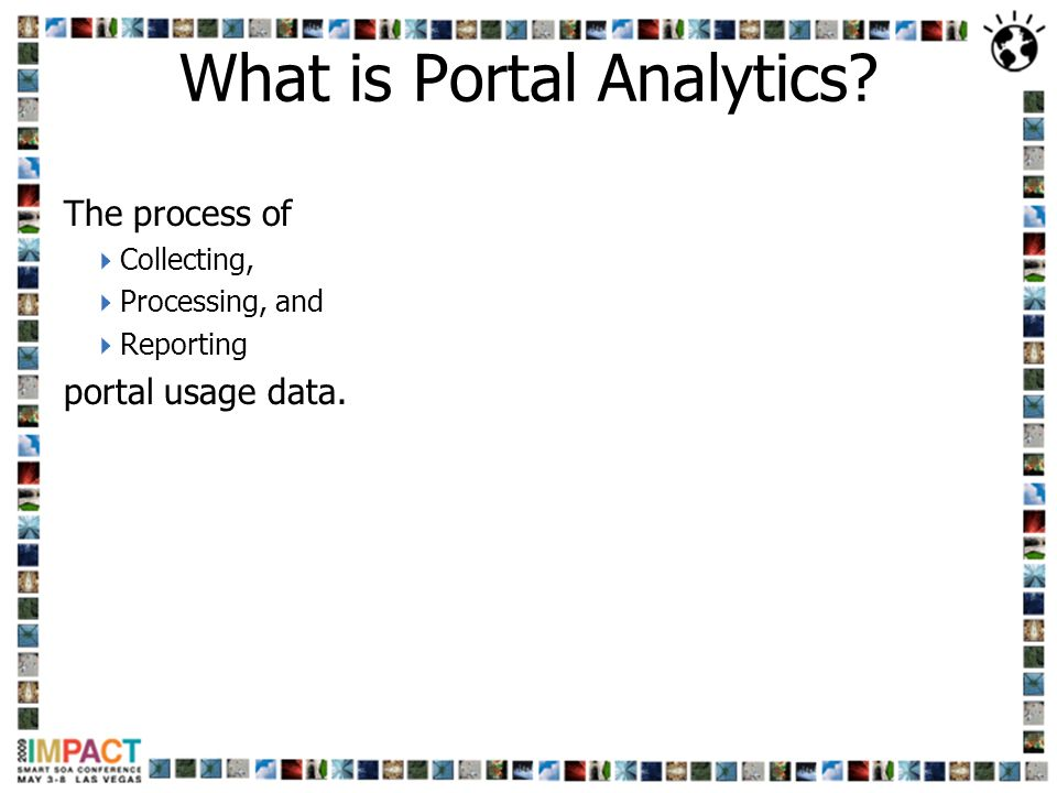 What is Portal Analytics