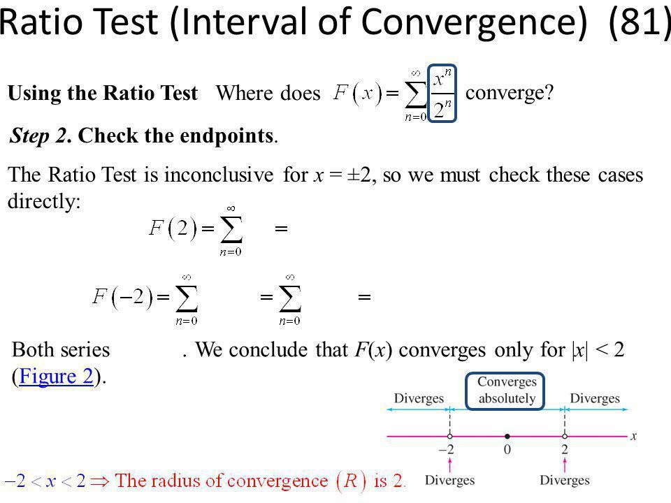 Sum of an Infinite Geometric Series (80) - ppt video online