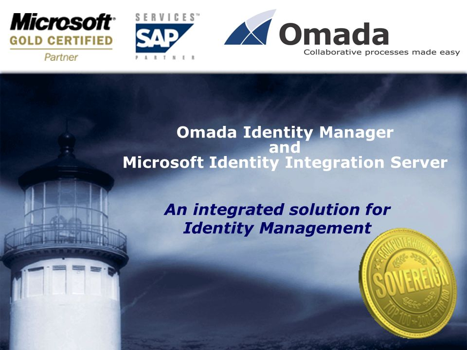 Omada Identity Manager and Microsoft Identity Integration Server