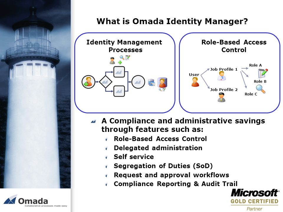 What is Omada Identity Manager