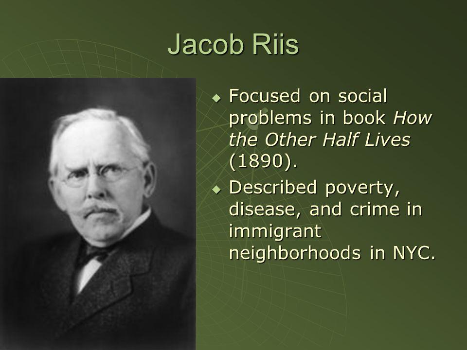 jacob riis progressive era