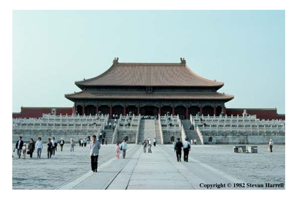 Taihe Dian, Imperial Palace, Forbidden City, Beijing, China, 17th century and later