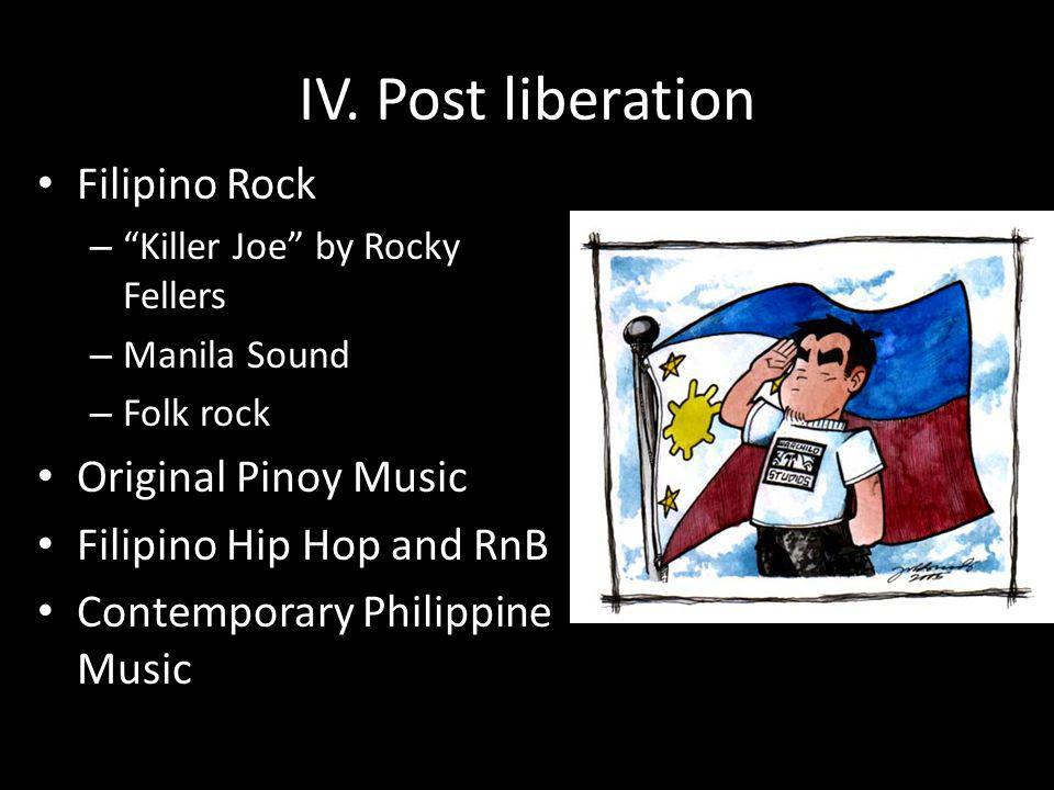 HISTORY of PHILIPPINE MUSIC - ppt video online download