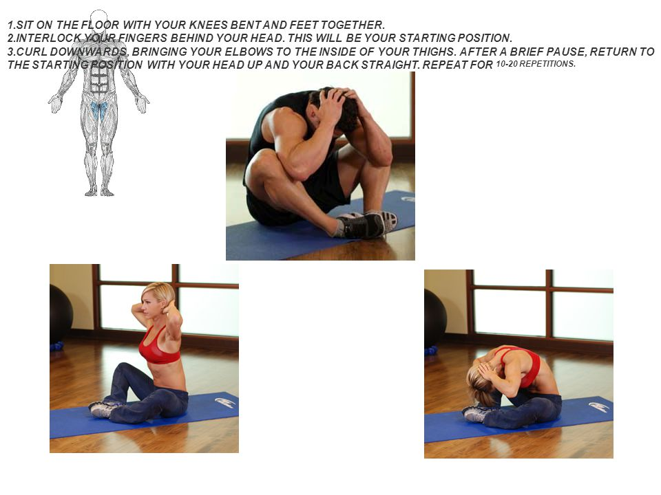 Groin and Back Stretch Guide