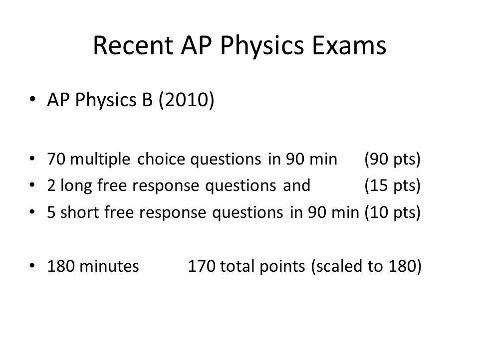 AP Exam Development And Grading Ppt Video Online Download