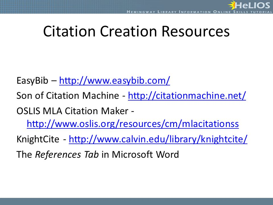 mla source citation generator