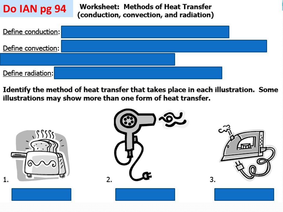 Ch 10 Energy Heat Vocabulary Essential Question Test Review. Worksheet. Worksheet On Methods Of Heat Transfer At Mspartners.co