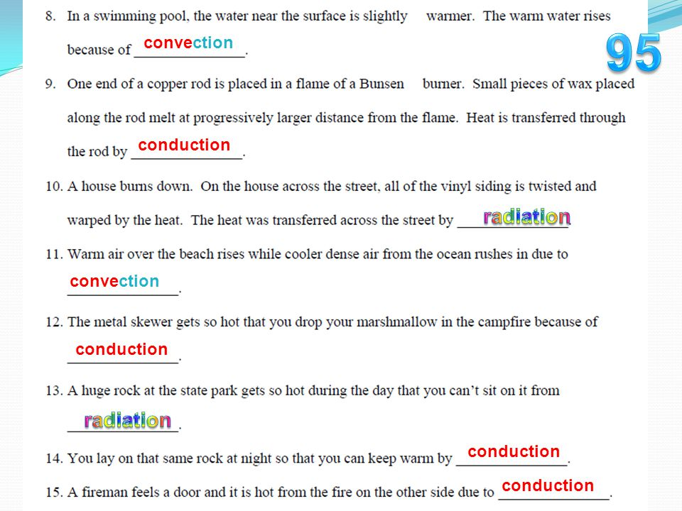 Ch 10 Energy & Heat Vocabulary & Essential Question Test Review ...