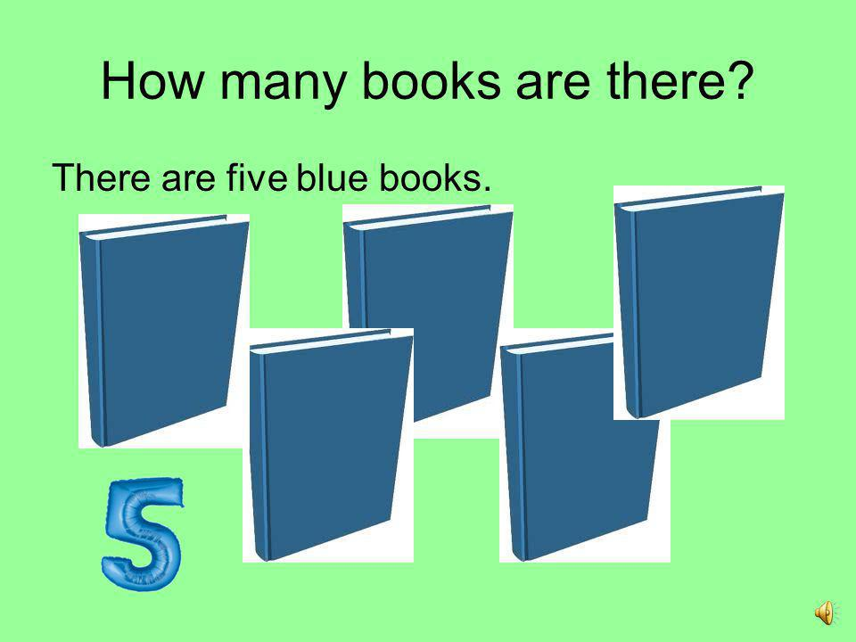 How many books are there