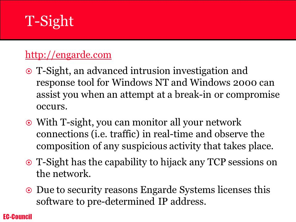 T-Sight http://engarde.com