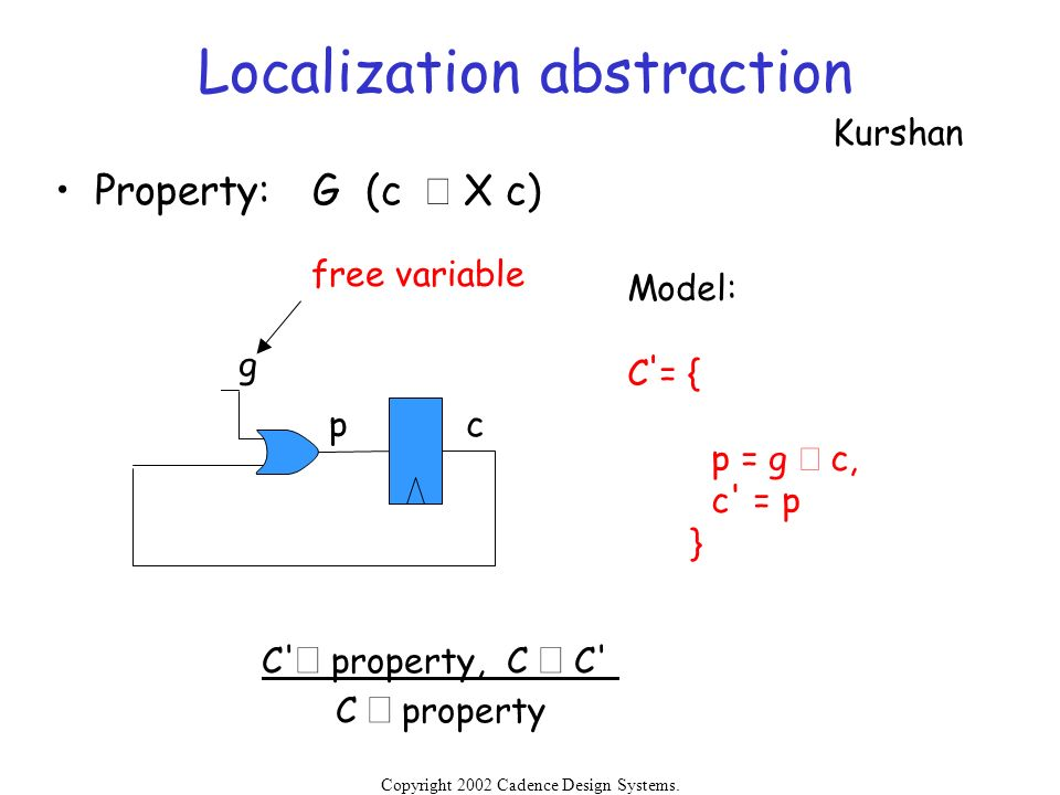 Localization abstraction