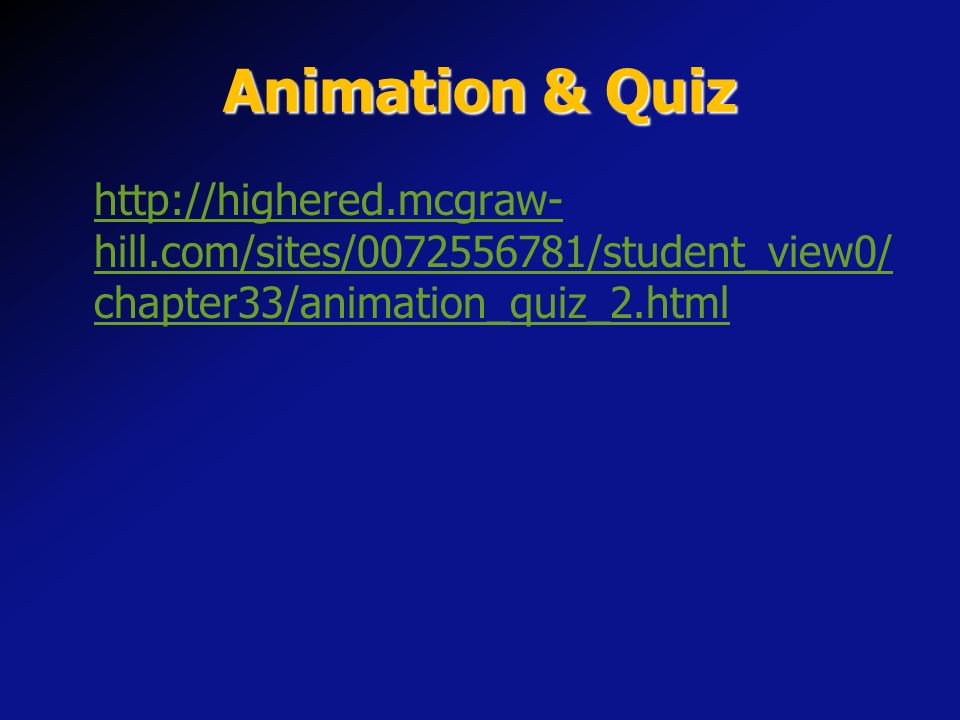 Animation & Quiz http://highered.mcgraw-hill.com/sites/0072556781/student_view0/chapter33/animation_quiz_2.html.