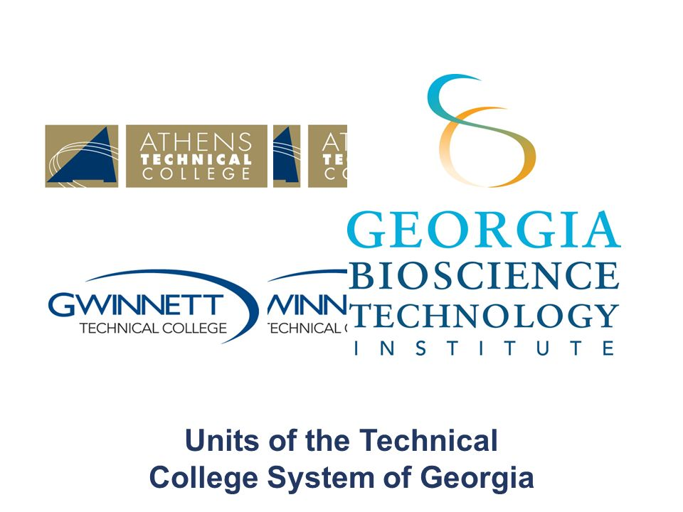 Units of the Technical College System of Georgia