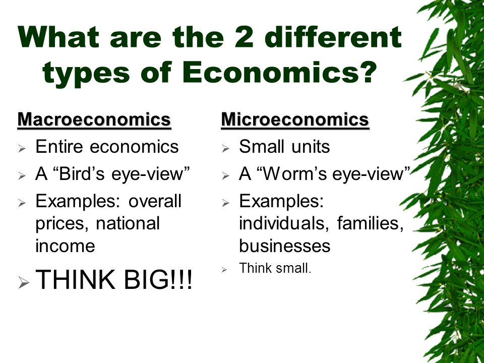 Chapter 1 What Is Economics Ppt Video Online Download
