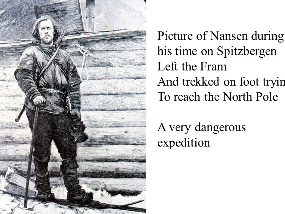 Picture of Nansen during
