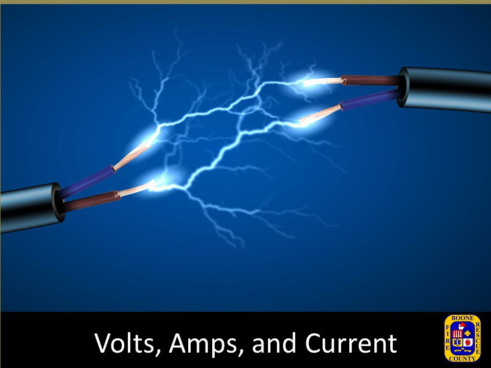 Volts, Amps, and Current